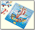 Pirate's Ship Magnetic Puzzle by HABA USA/HABERMAASS CORP.
