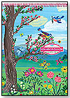 Bird in Tree Sketchbook by eeBoo corp.