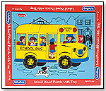 Wood Puzzle School Bus by SCHYLLING