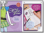 Klutz - My Style Studio: Design & Trace Your Own Fashions by SCHOLASTIC