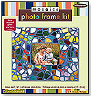 Mosaic Photo Frame Kit by MILESTONES PRODUCTS COMPANY
