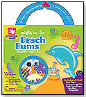 Creative Hands - sm'ARt to-Go™ Take-Along Activity Story Kits - Beach Bums by FIBRE CRAFT MATERIALS CORP