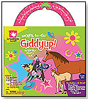 Creative Hands - sm'ARt to-Go™ Take-Along Activity Story Kits - Giddyup by FIBRE CRAFT MATERIALS CORP