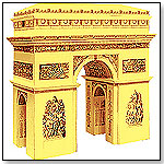 Arc de Triomphe by PAPERLANDMARKS