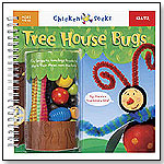 Chicken Socks - Tree House Bugs by KLUTZ