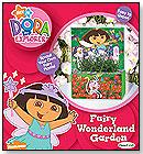 Dora Fairy Wonderland Garden by DUNECRAFT INC.