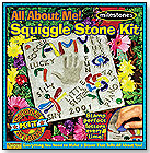 All About Me Squiggle Stone Kit by MILESTONES PRODUCTS COMPANY