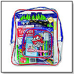 Sparky Travel Backpack Kit - Little Passenger by UNIVERSAL MAP