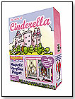 Imaginetics Cinderella Storybook Playset by INTERNATIONAL PLAYTHINGS LLC