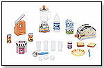 Kitchen Littles Deluxe Appliance Set with Accessories by INTERNATIONAL PLAYTHINGS LLC