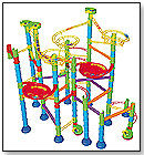 Quercetti Super Marble Run Vortis by INTERNATIONAL PLAYTHINGS LLC