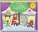 Write Me a Story - Fairytale Mix-ups by eeBoo corp.