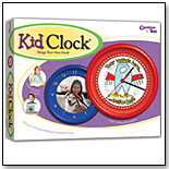 Kid Clock by Creations by You, Inc.