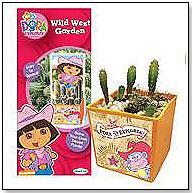 Dora the Explorer Wild Wild West Garden by DUNECRAFT INC.