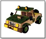 Woodman Concept Safari Jeep by WOODLAND MAGIC IMPORTS