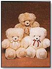 """""""Cuddles"""" Long Wool Teddy Bear by LAMBY"""