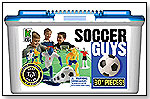 Soccer Guys by KASKEY KIDS INC.