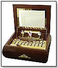 Ballerina Xylophone Music Box by CROSLEY RADIO CORPORATION
