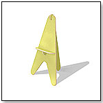 Ecotots Surfin' Art-Time Easel - Leaf by ECOTOTS