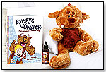 Bye Bye Monster Gift Set by YOUR THYME INC.