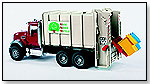 MACK Granite Rear-Loading Garbage Truck by BRUDER TOYS AMERICA INC.