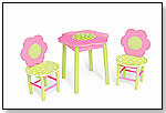 Little Sprout Table & Chair Set by MUD PIE