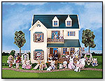 Calico Critters Deluxe Village House by INTERNATIONAL PLAYTHINGS LLC