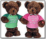 Chocolate Bears by PBC INTERNATIONAL  INC.