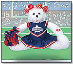 Cheerleader Bears by PBC INTERNATIONAL  INC.