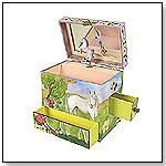 Horse Fairy Music Box by ENCHANTMINTS