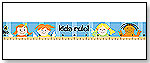 Kids Rule! (Painted Rulers) by RICH FROG INDUSTRIES