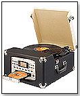 Traveler Turntable by CROSLEY RADIO CORPORATION