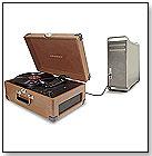 Keepsake USB Turntable by CROSLEY RADIO CORPORATION