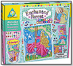Sticky Mosaics Enchanted Forest by THE ORB FACTORY LIMITED
