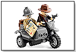 Indiana Jones™ Motorcycle Chase by LEGO