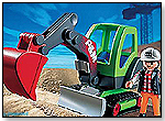 Small Excavator by PLAYMOBIL INC.