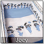 Joey - Infant and Toddler Bedding by CREATE-A-DREAM