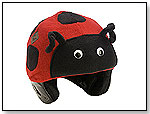 Tail Wags Lucky Lady Helmet Cover by TAIL WAGS HELMET COVERS INC.