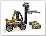 Technic Mini Forklift by LEGO