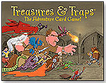 Treasures and Traps: The Adventure Card Game by STUDIO 9 INC.