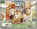 Calico Critters Buttercup Cat Family by INTERNATIONAL PLAYTHINGS LLC