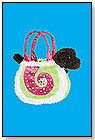 Peppermint Swirl Sassy Pet Sak by DOUGLAS CUDDLE TOYS