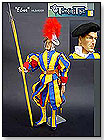 Twisting Toyz - Elmar: Pontifical Swiss Guard by COTSWOLD COLLECTIBLES INC.