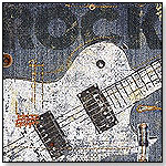 Wall Art - Rock Concert II (Acoustic Guitar) by Creative Images - Art4Kids