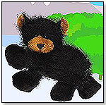 Webkinz Black Bear by GANZ