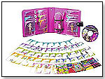 Barbie iDesign Ultimate Stylist Cards and CD-ROM by MATTEL INC.