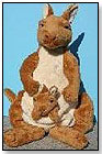 Kangaroo With Joey by TIMELESS TOYS