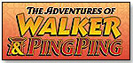 The Adventures of Walker & Ping Ping: The Great Wall & The Chinese Market by LITTLE EMPEROR LLC