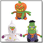 Frighty Night Halloween Zip Alongs by GUND INC.
