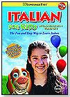 Italian for Kids Vol. 1 by LANGUAGE TREE LLC